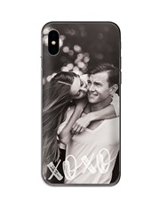 Personalised XO Photo iPhone Cover