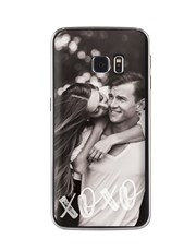 Personalised XO Photo Samsung Cover