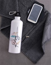 Personalised Pattern Waterbottle
