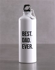 Personalised Best Ever Waterbottle and Gym Bag