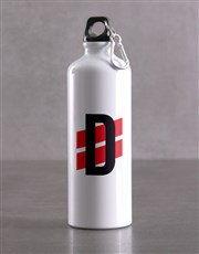 Personalised Warning Waterbottle and Gym Bag