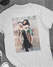 Personalised Photo T Shirt
