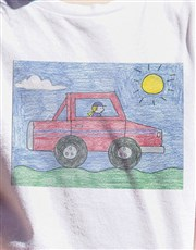 Personalised Photo Kids T Shirt