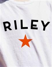 Personalised Star Name Kids T Shirt