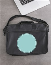 Personalised Initial Laptop Bag