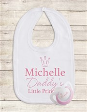 Personalised Little Princess Clothing Set