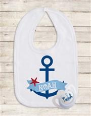 Personalised Nautical Gift Set