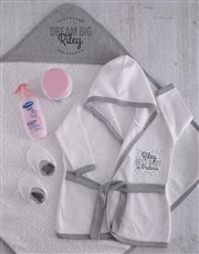 Personalised Baby Stars Spoil Set