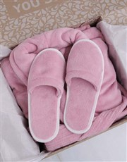 Personalised Cinderella Gown And Slipper Set