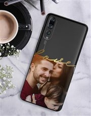 Personalised Love Photo Huawei Cover