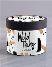 Personalised Wild Thing Hat Box