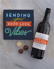 Personalised Good Vibes Gift Set