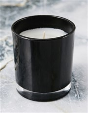 Personalised Valentines Photo Candle