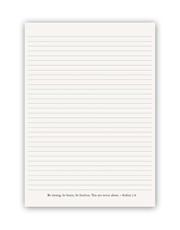 Botanical Faith Notebook
