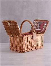 Personalised Buddies Picnic Basket