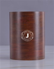 Personalised Brewing Co Wooden Ice Bucket