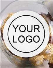 Own Logo Candy Jar