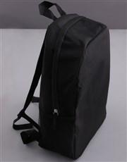 Personalised Alien Boys Backpack