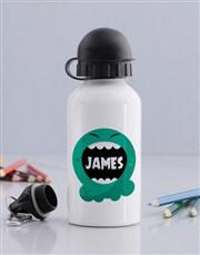 Personalised Alien Boys Bottle