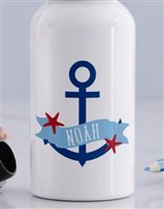 Personalised Anchor Boys Bottle
