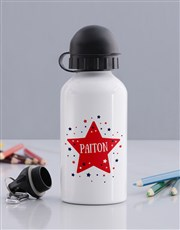 Personalised Star Kids Bottle