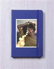 Personalised Photo A5 Notebook