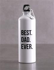 Personalised Best Ever Backpack & Waterbottle