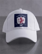 Personalised Crest Cap