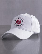Personalised Cricket Cap