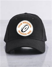 Personalised Rugby Cap