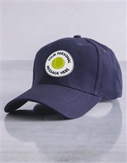 Personalised Tennis Cap