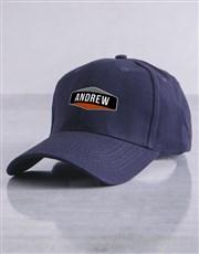 Personalised Golf Cap
