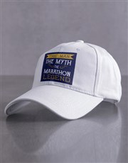 Personalised The Legend Cap