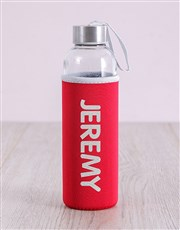 Personalised Bold Waterbottle