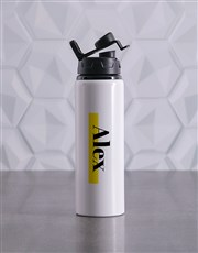 Personalised Highlight Waterbottle