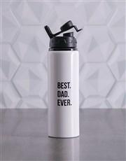 Personalised Best Ever Waterbottle