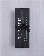 Personalised KWV 10 YR Giftbox