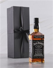 Personalised Jack Daniels Whiskey