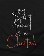 Personalised Spirit Animal Ladies T Shirt
