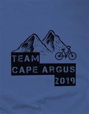 Cycling Team Ladies T Shirt