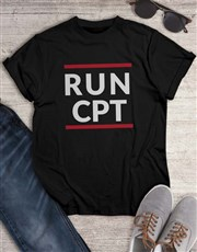 Personalised Run T Shirt