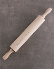 Personalised Good Things Rolling Pin