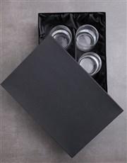 Personalised Mongram Whiskey Glass
