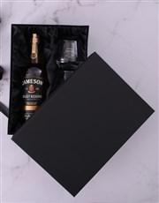 Personalised Groomsman Whiskey Glass