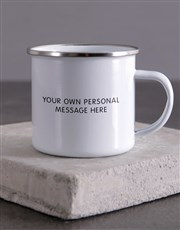 Personalised Daddys Aventures Camper Mug