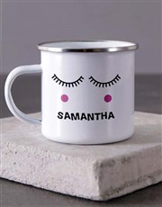 Personalised Name Camper Mug