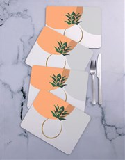 Personalised  Colourful Placemat Set