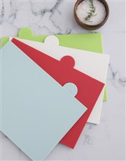 Personalised Kitchen Divided Chopping Board