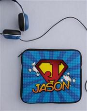 Personalised Neoprene Super Tablet Cover