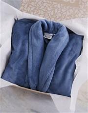 Personalised Best Grandad Blue Gown
